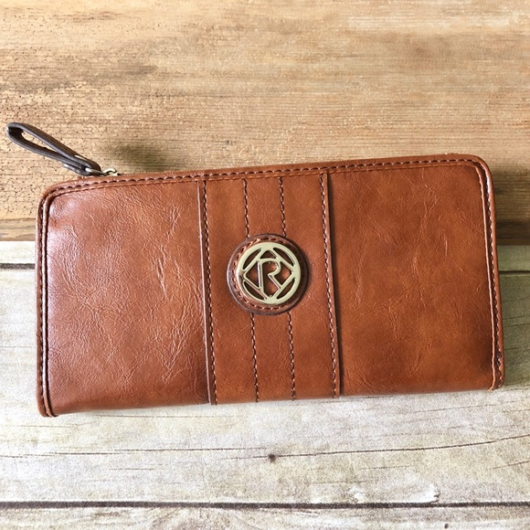 Relic Handbags - Relic Brown Wallet